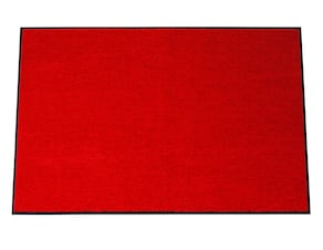 Salonloewe Voetmat - rood