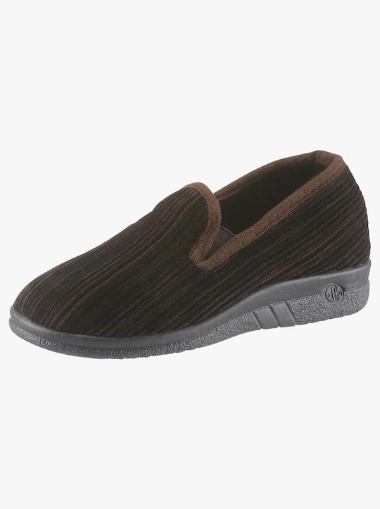 Landgraf Domácí obuv - hnědá