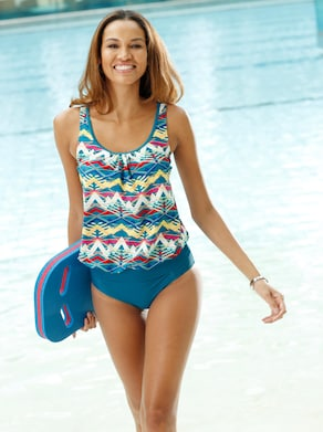 feel good Bikini-Slip - topas