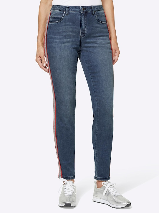 Jeans - blue-used