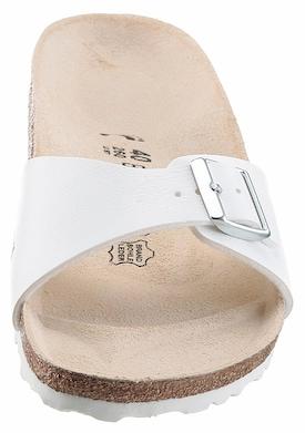 Birkenstock Pantolette - white