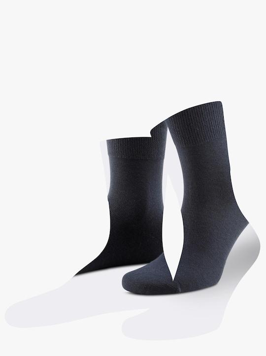 wäschepur Ponožky - námořnická modrá