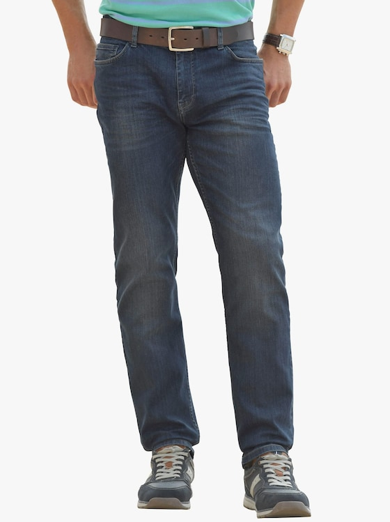 Lerros Jeans - blue-stone-washed