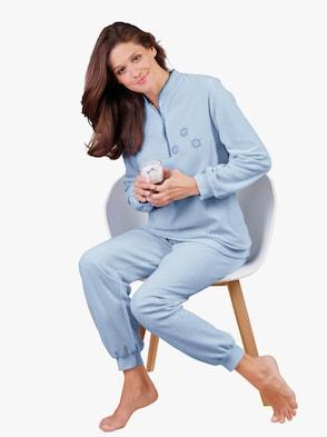 Schlafanzug - bleu