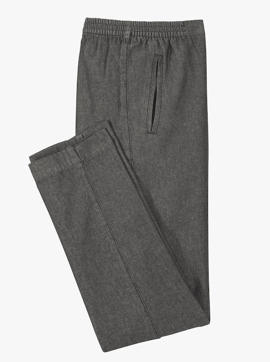 Jeans - black denim
