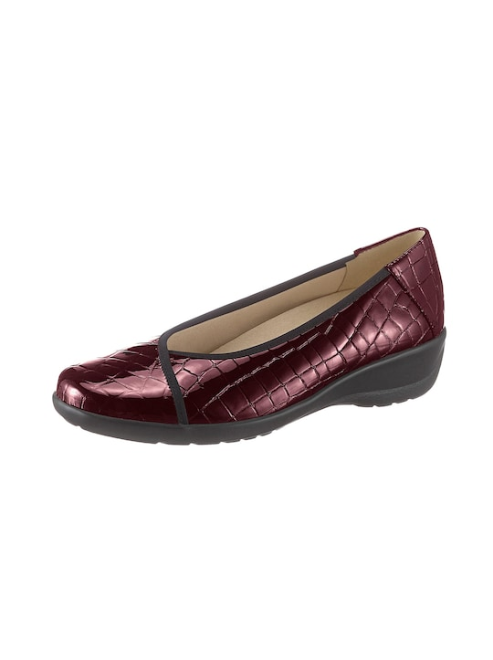 Softwalk Handmade Ballerina - bordeaux