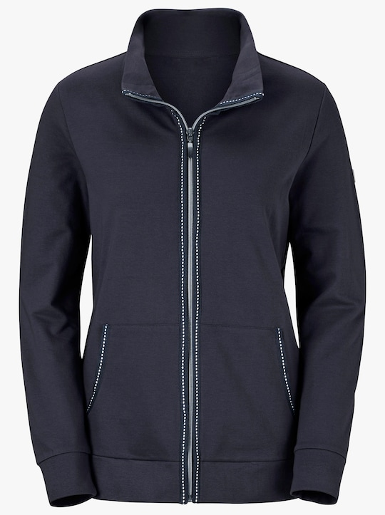 Collection L Shirtjacke - marine