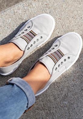 LASCANA Sneaker - grijs