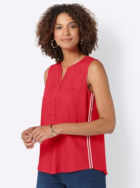 Collection L Blousetop - rood