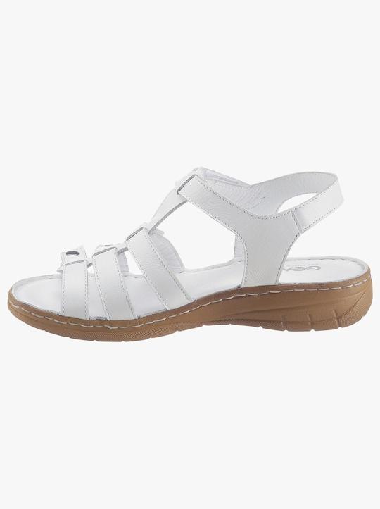 Gemini Sandale - weiß