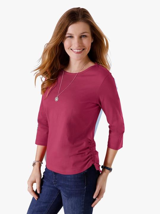 Shirt - framboos