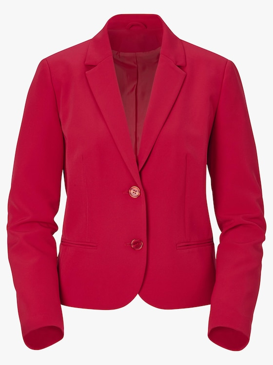 Fair Lady Blazer - rot