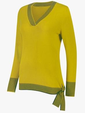 Pullover - limone