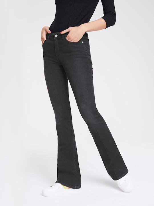 Rick Cardona Bauchweg-Jeans - black denim