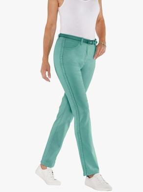 Jeans - salbei