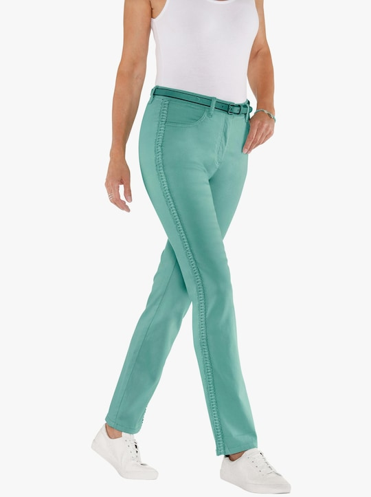 Jeans - salvia
