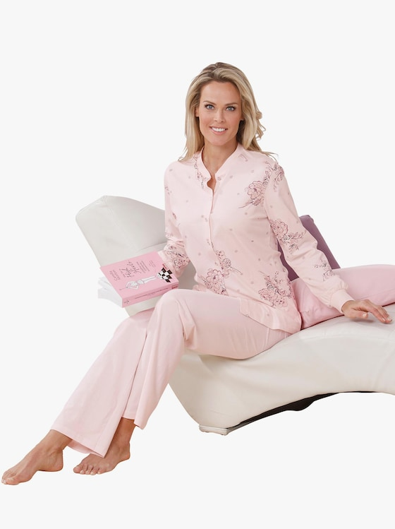 Ringella Schlafanzug - rosé