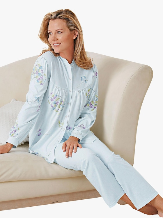 Ringella Schlafanzug - hellblau
