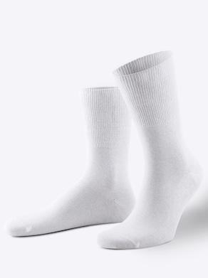 Masturbierende kniehohe Socken