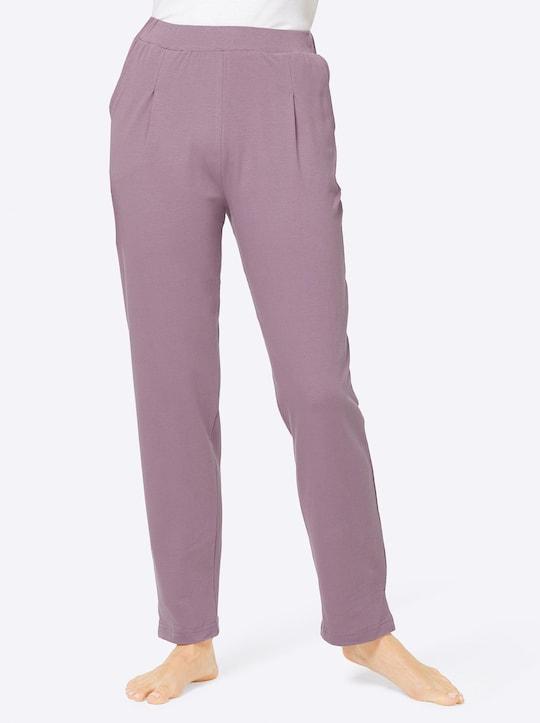 Plantier Hose - violett