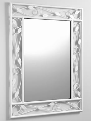heine home Wandspiegel - wit