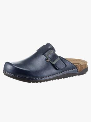 Franken Schuhe Pantoffel - marine