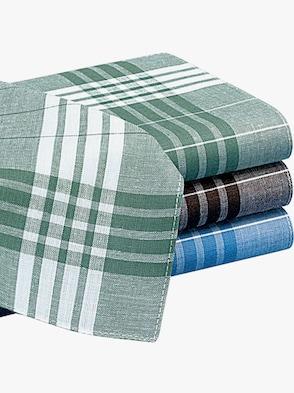 Taschentücher - farbig-sortiert