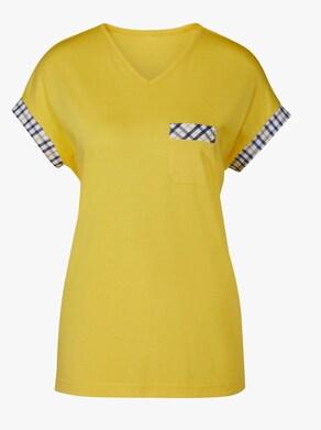 wäschepur Shorty - gelb
