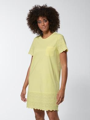 wäschepur Nachthemd - zitrone