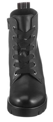 Gabor Schnürstiefelette - schwarz
