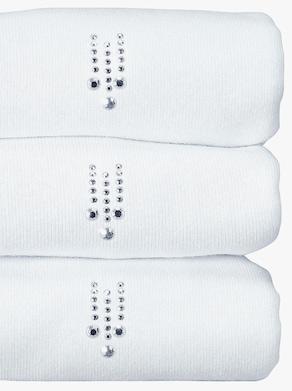 Speidel Bustier - 3 Stück weiß