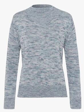 Pullover - mint-meliert