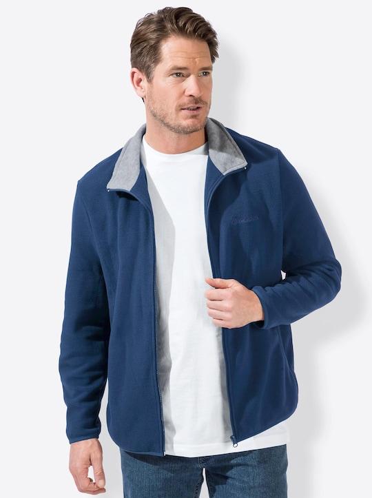 Catamaran Sports Fleece-Jacke - blau