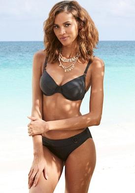 s.Oliver Bügel-Bikini-Top - schwarz