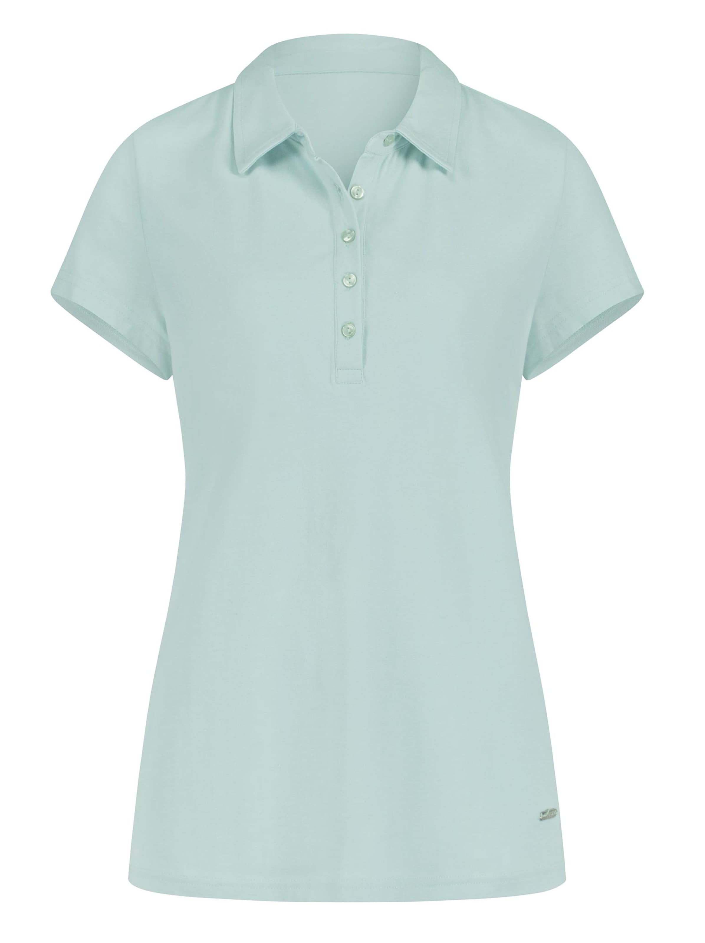 collection l - Damen Shirt kalkmint