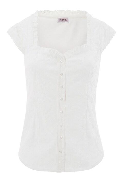 MarJo Trachtenshirt - offwhite