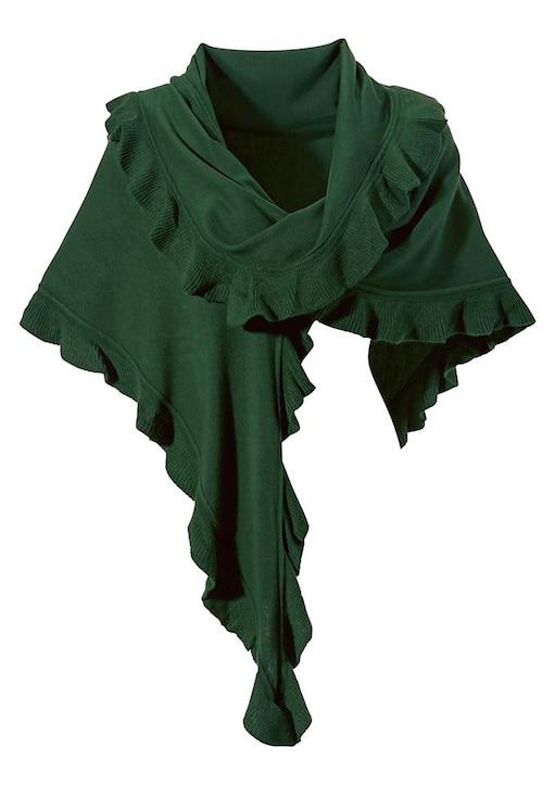 PURSET Sjaal - dennengroen