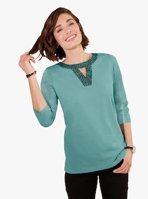 Shirt - salbei