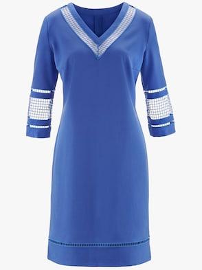 Kleid - royalblau