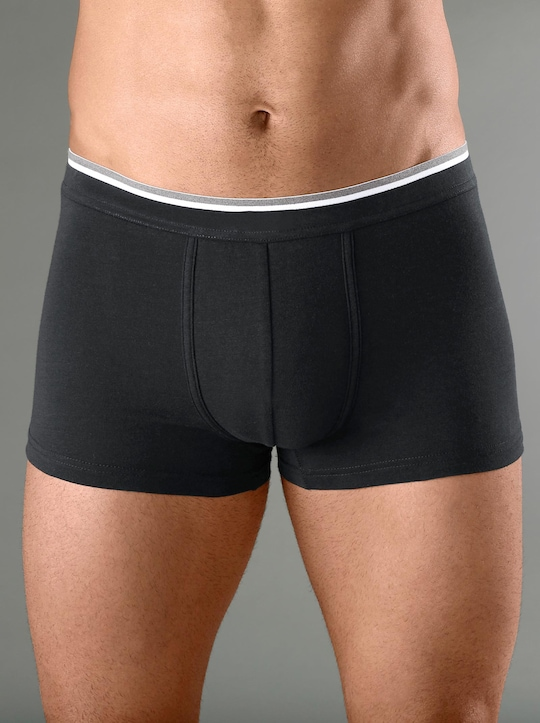 wäschepur Pants - schwarz