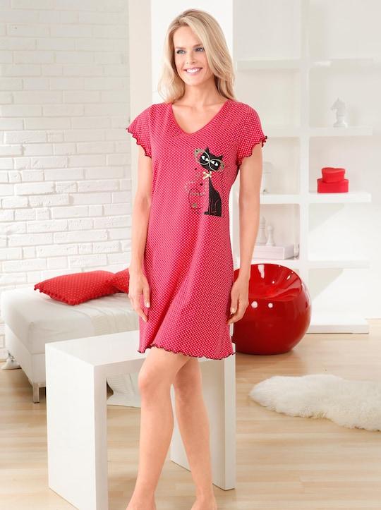 Nachthemd - rot