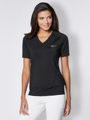 Catamaran Sportshirt - schwarz