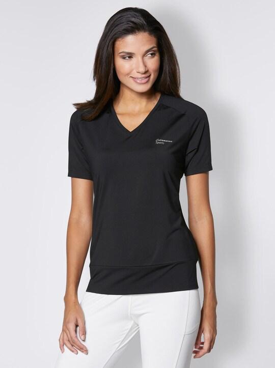 Catamaran Sports Sportshirt - schwarz