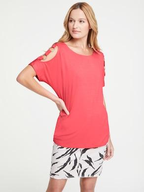 Linea Tesini Shirt - koralle