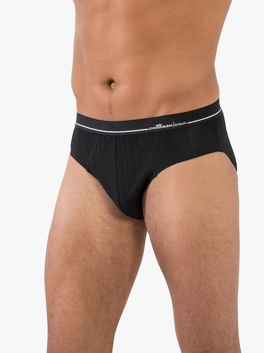comazo Slip - schwarz
