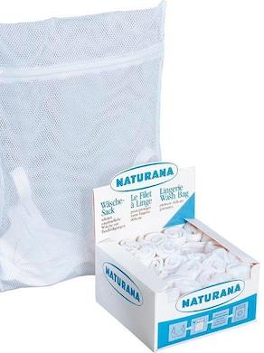 Naturana Wäschesäckchen - weiß