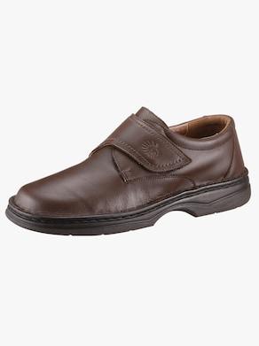 Helix Lage schoen - bruin