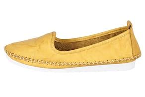 Andrea Conti Slipper - gelb