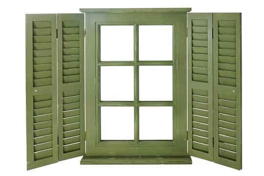 heine home Spiegelfenster - grün
