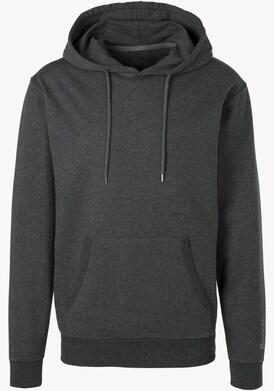 Bench. Kapuzensweatshirt - anthrazit-meliert